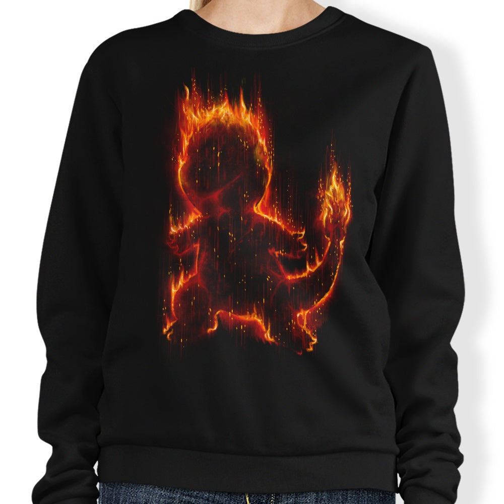 Fire Type - Sweatshirt
