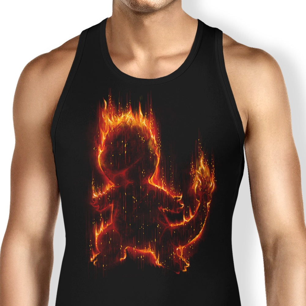 Fire Type - Tank Top