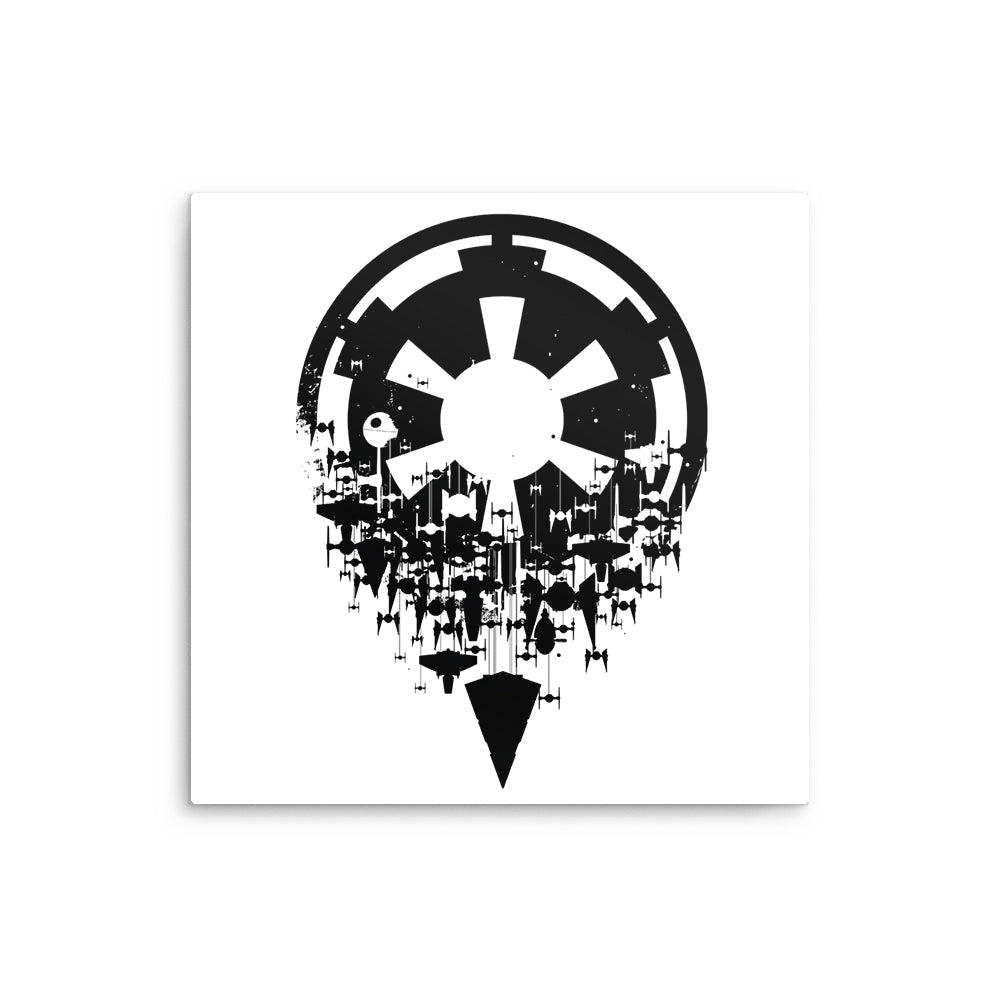 Fractured Empire (Alt) - Metal Print