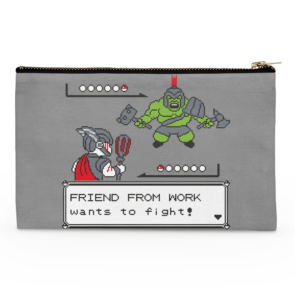 Friendly Foe - Accessory Pouch