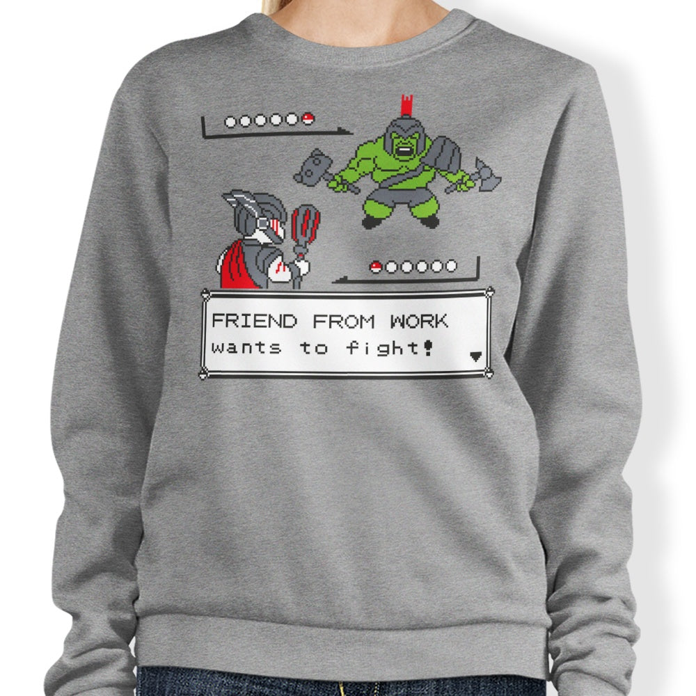 Friendly Foe - Sweatshirt
