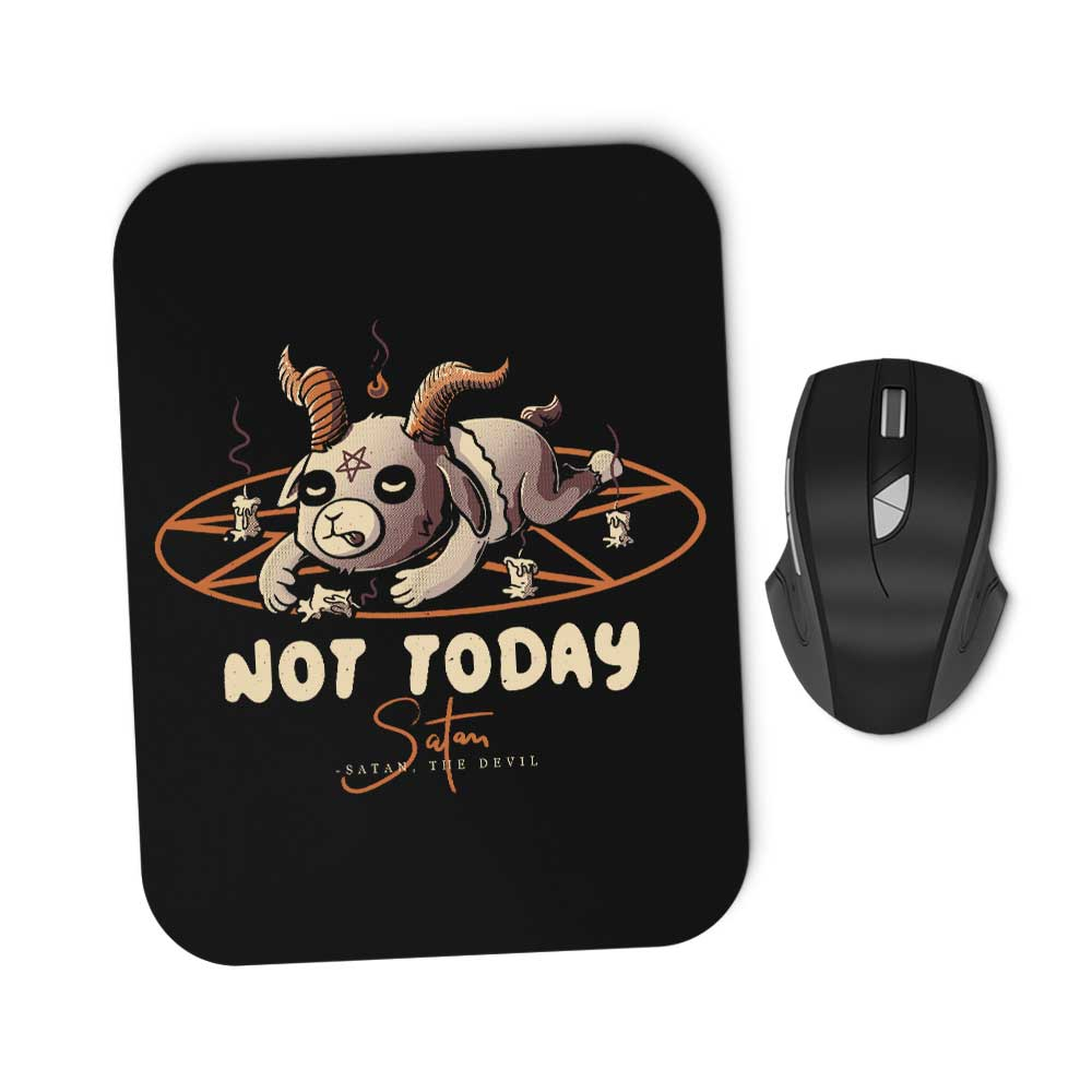 From the Devil - Mousepad