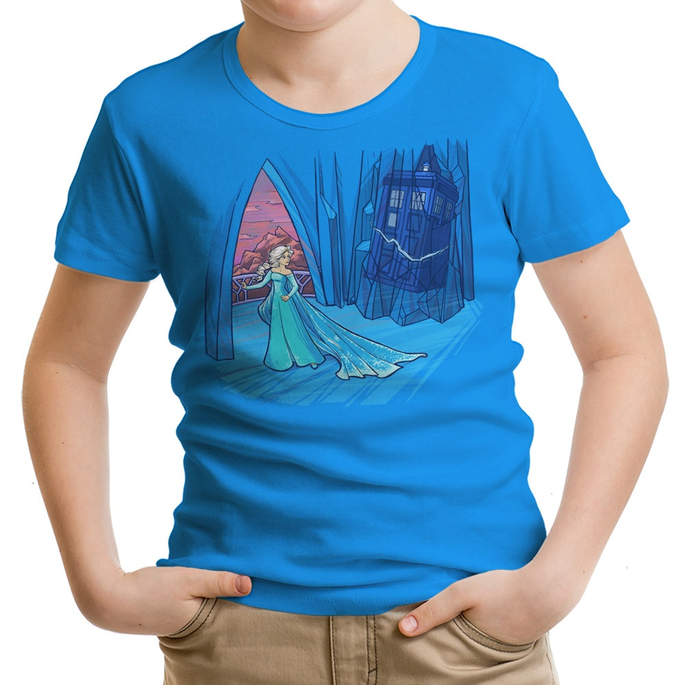 Frozen in Space and Time - Youth Apparel