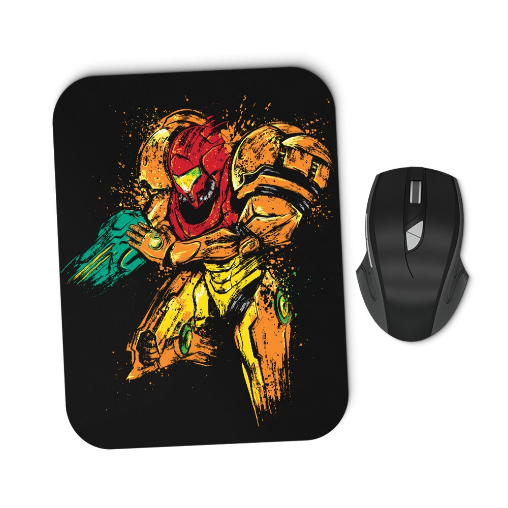 Galactic Bounty Hunter - Mousepad
