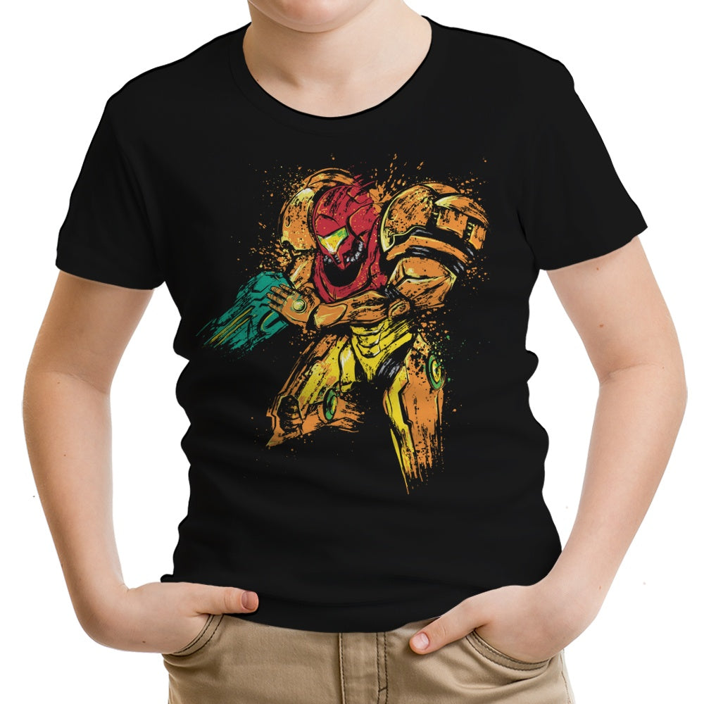 Galactic Bounty Hunter - Youth Apparel