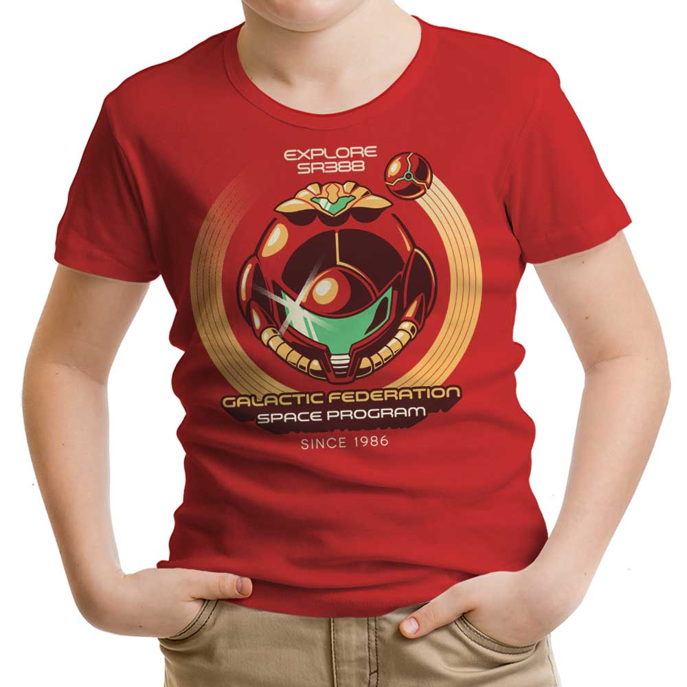 Galactic Federation - Youth Apparel