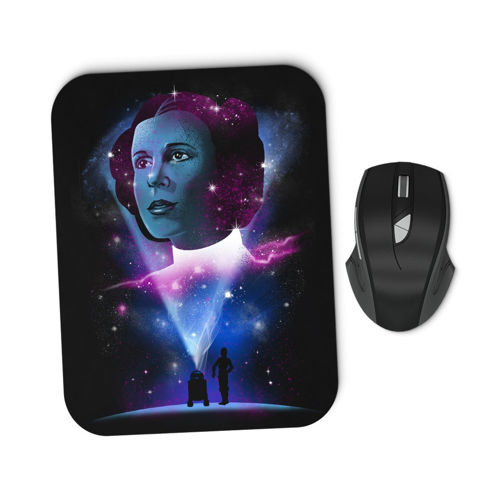 Galactic Princess - Mousepad