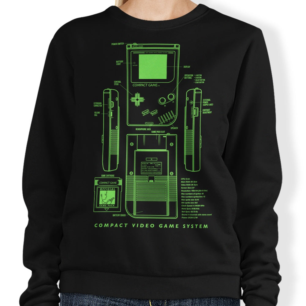 Game Kid - Sweatshirt
