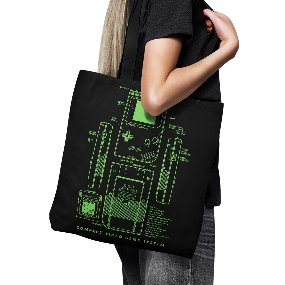 Game Kid - Tote Bag