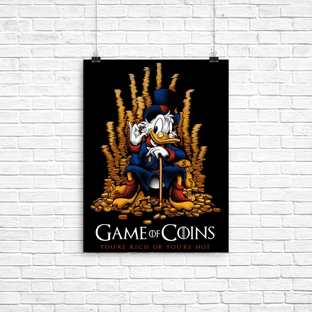 Game of Coins - Poster
