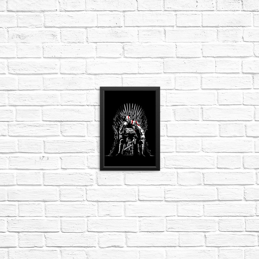 Game of Gods - Posters & Prints