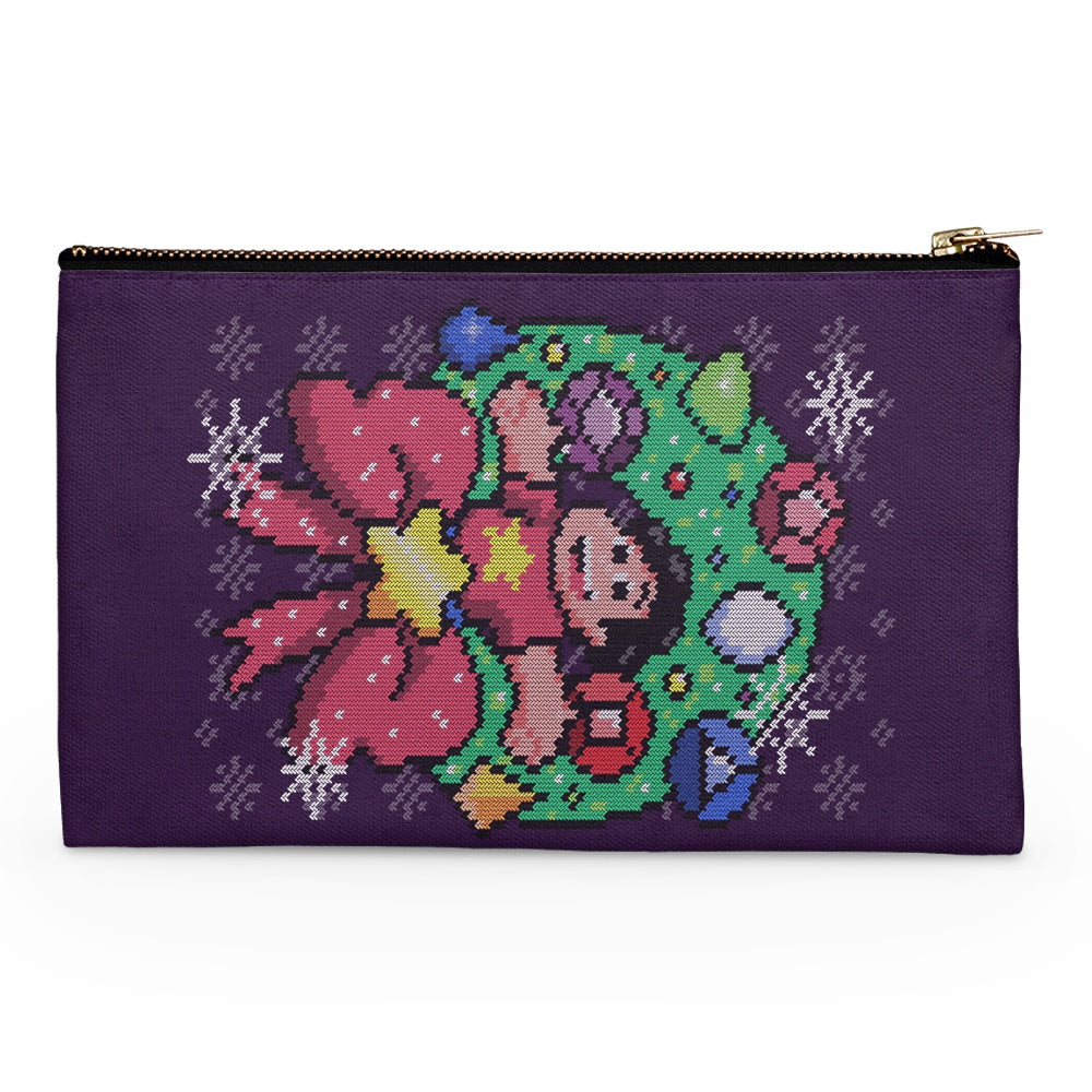 Gemtastic Christmas - Accessory Pouch