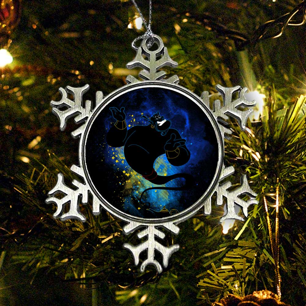 Genie Art - Ornament