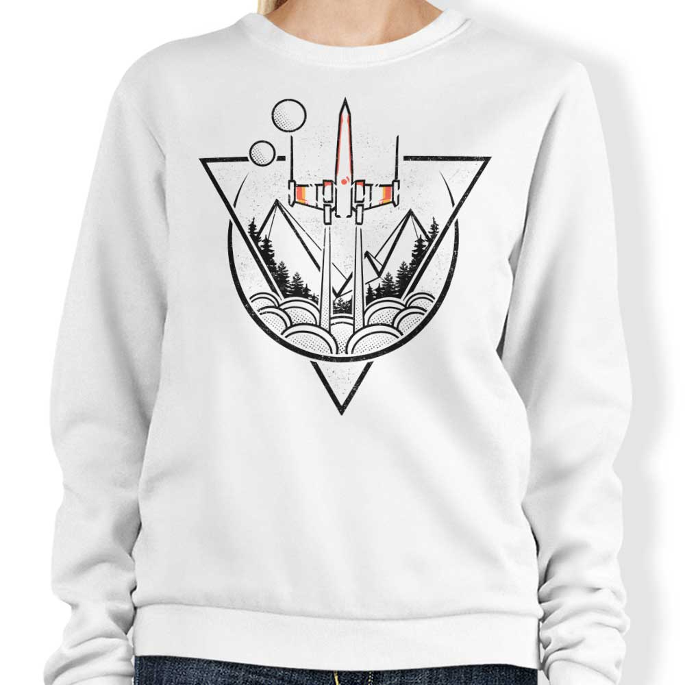 Geometric Wars - Sweatshirt