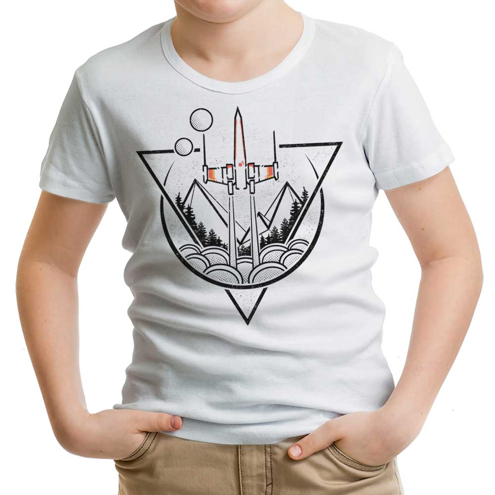 Geometric Wars - Youth Apparel