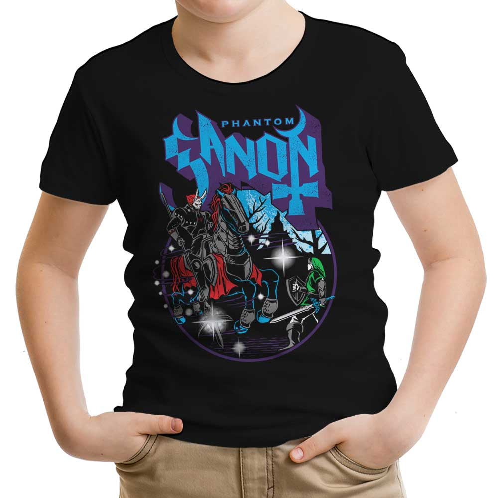Ghost Ganon - Youth Apparel