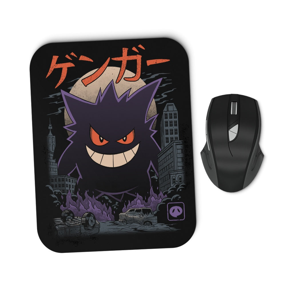Ghost Kaiju - Mousepad