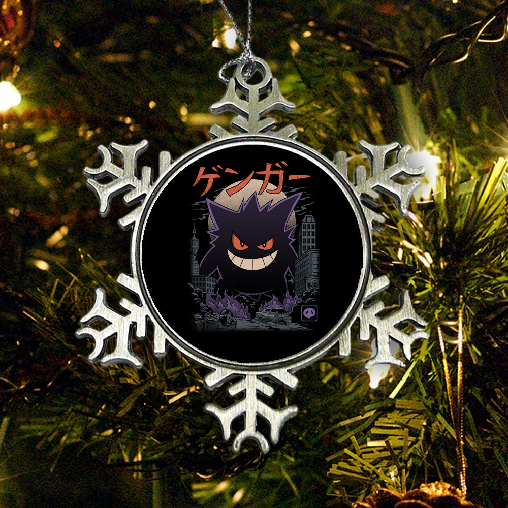 Ghost Kaiju - Ornament