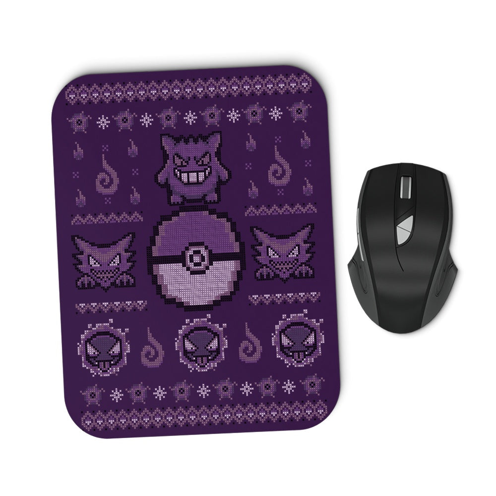 Ghost Trainer Sweater - Mousepad