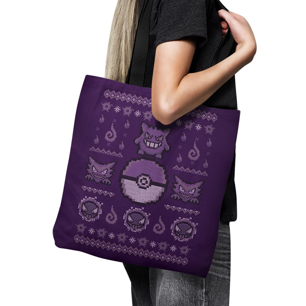 Ghost Trainer Sweater - Tote Bag