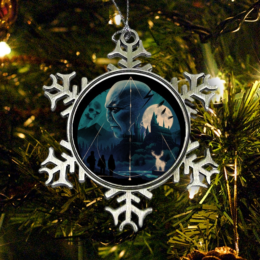 Glimpse of Hope - Ornament