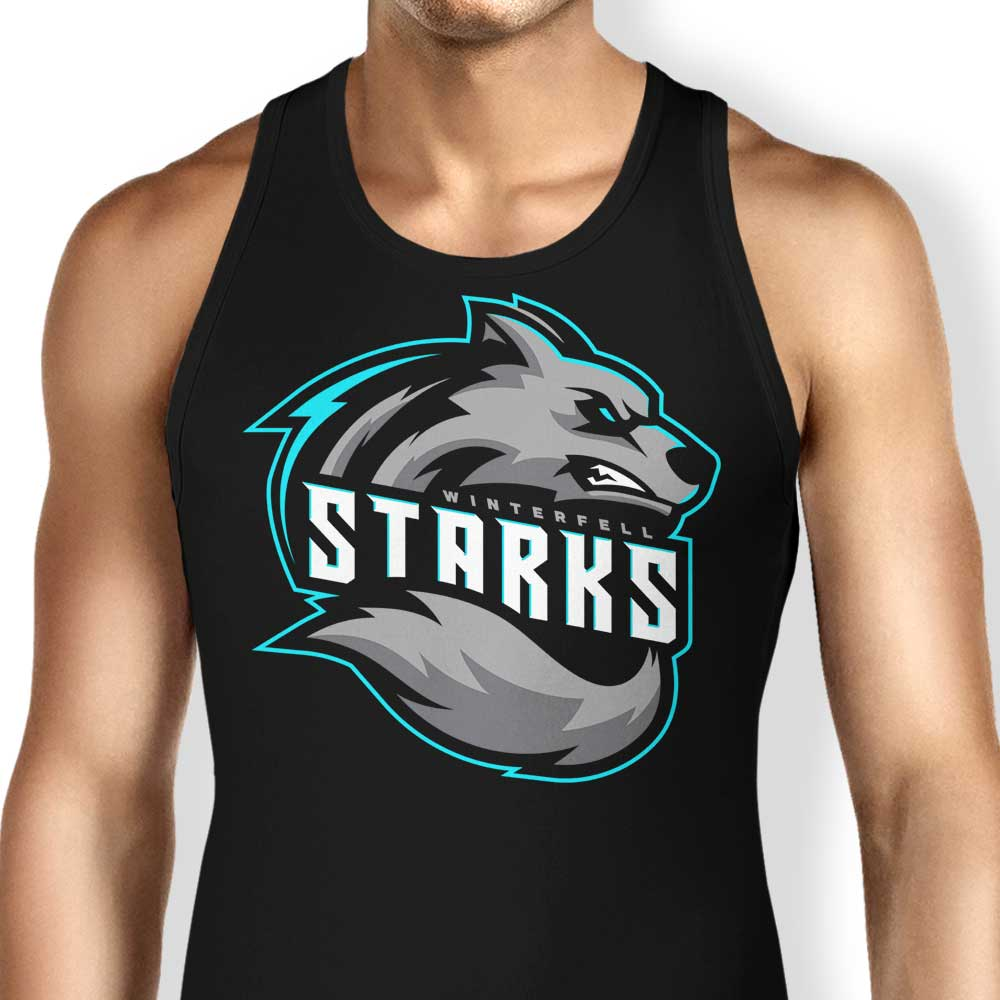 Go Wolves - Tank Top