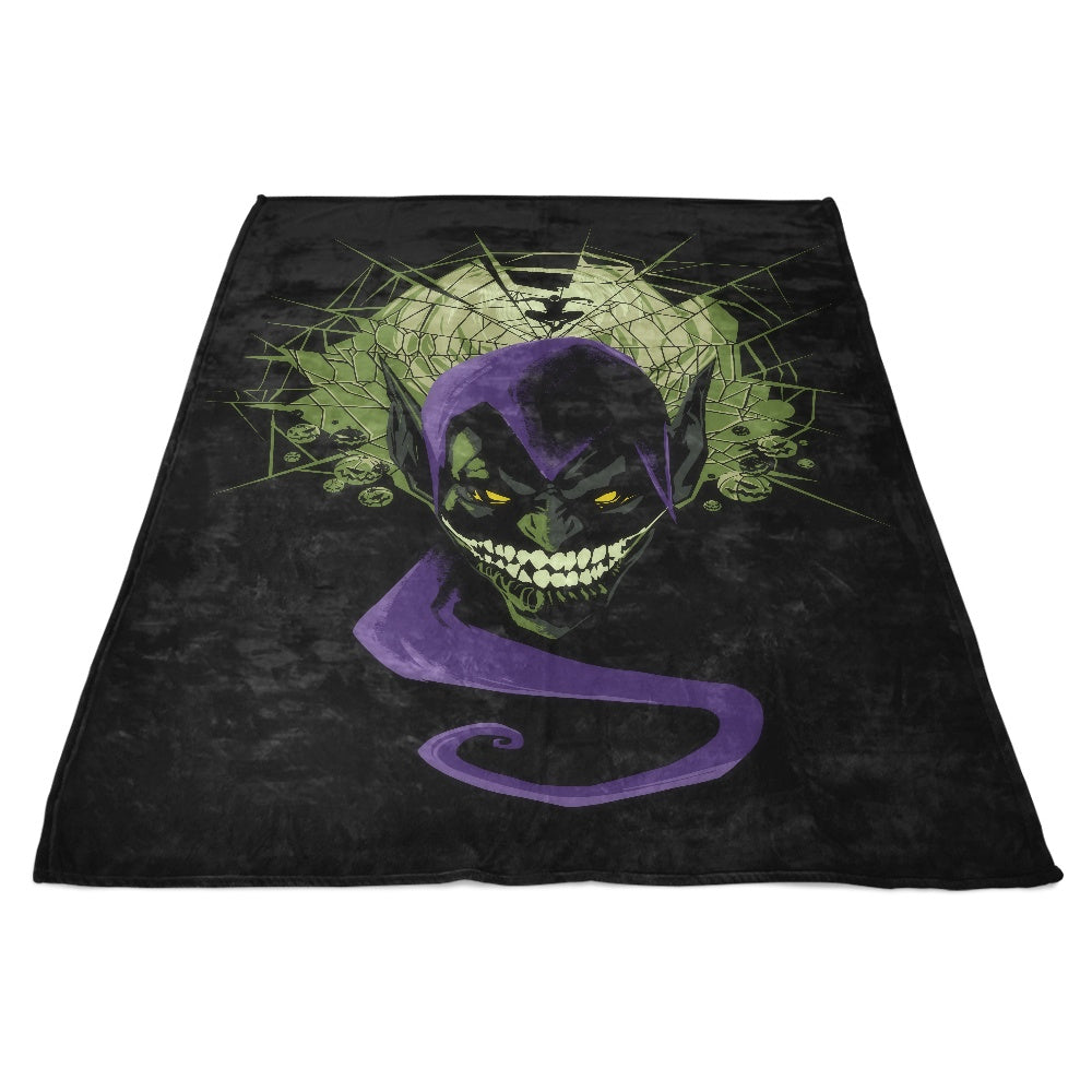 Goblin Nightmare - Fleece Blanket