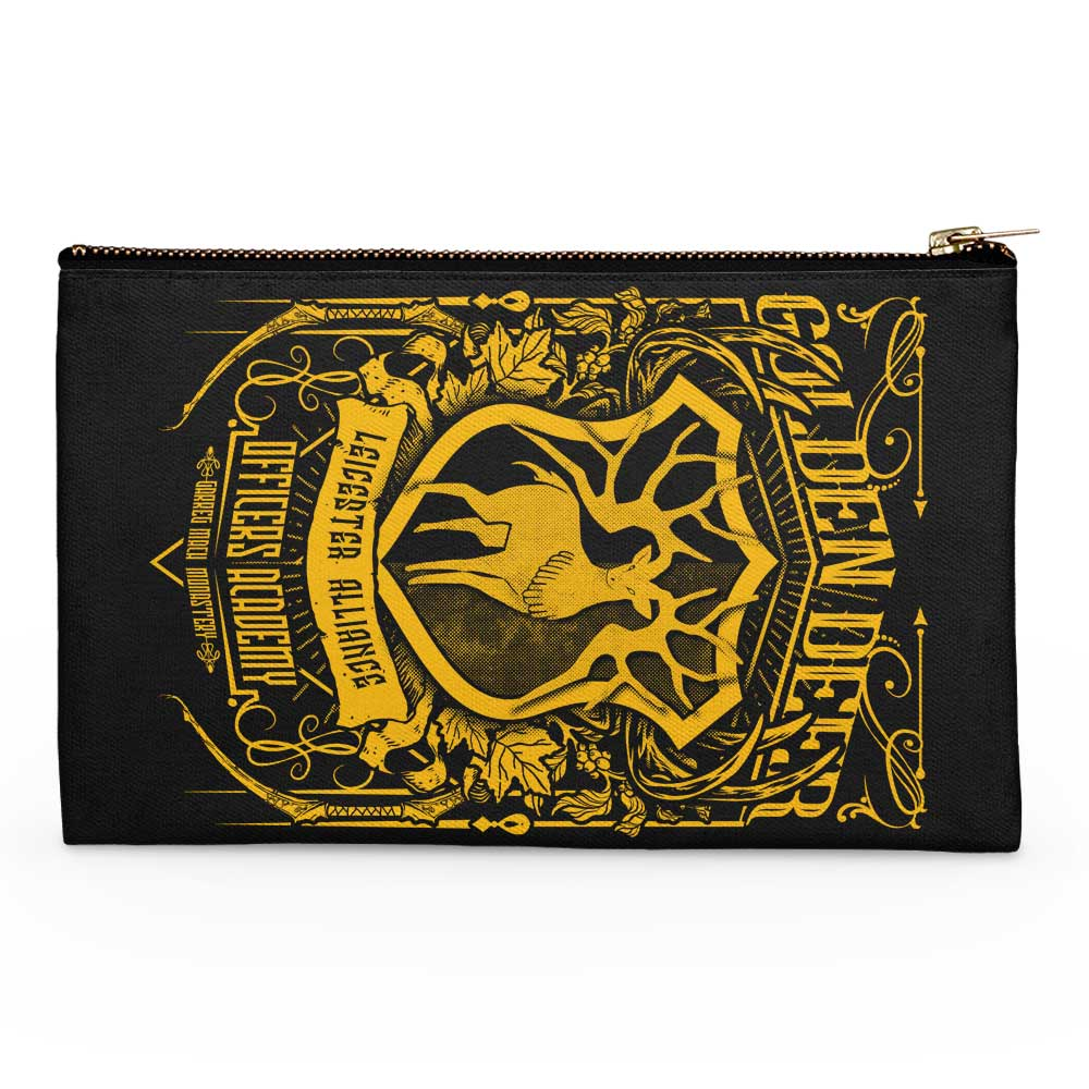 Golden Deer Officers - Accessory Pouch