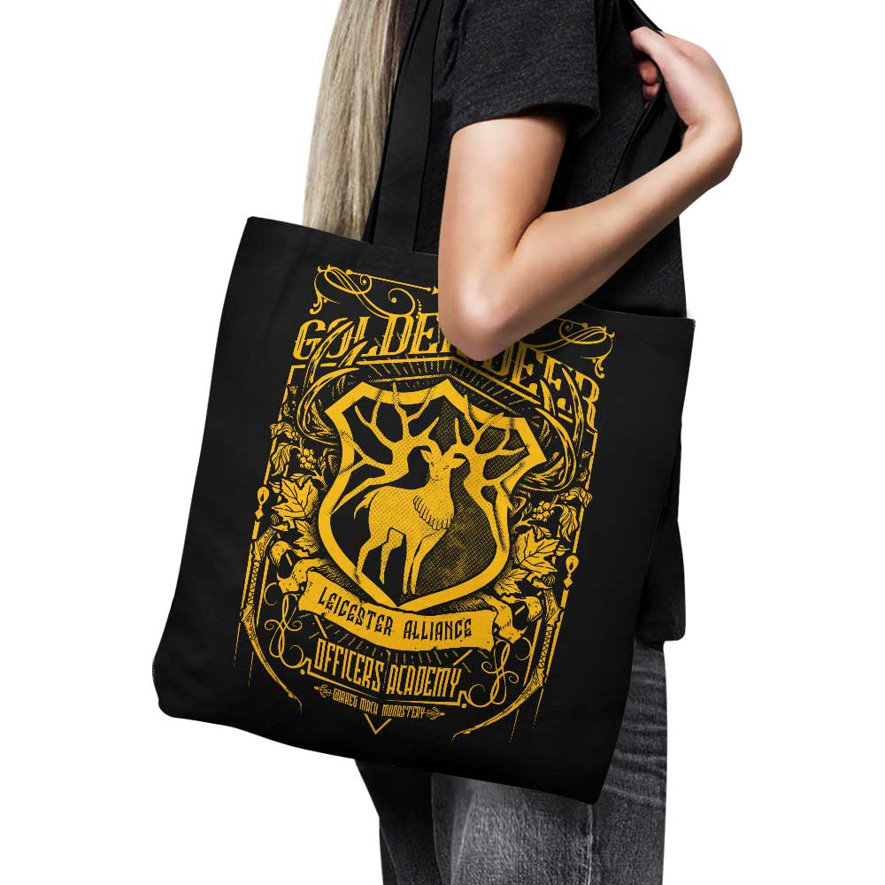 Golden Deer Officers - Tote Bag