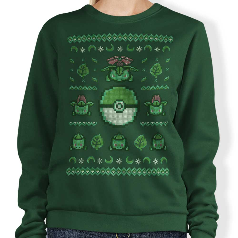 Grass Trainer Sweater - Sweatshirt