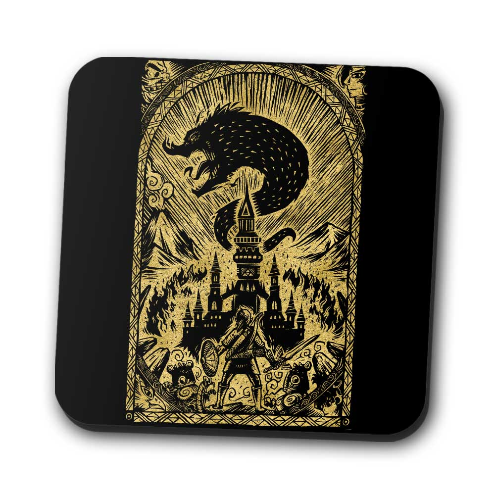 Great Cataclysm (Gold) - Coasters