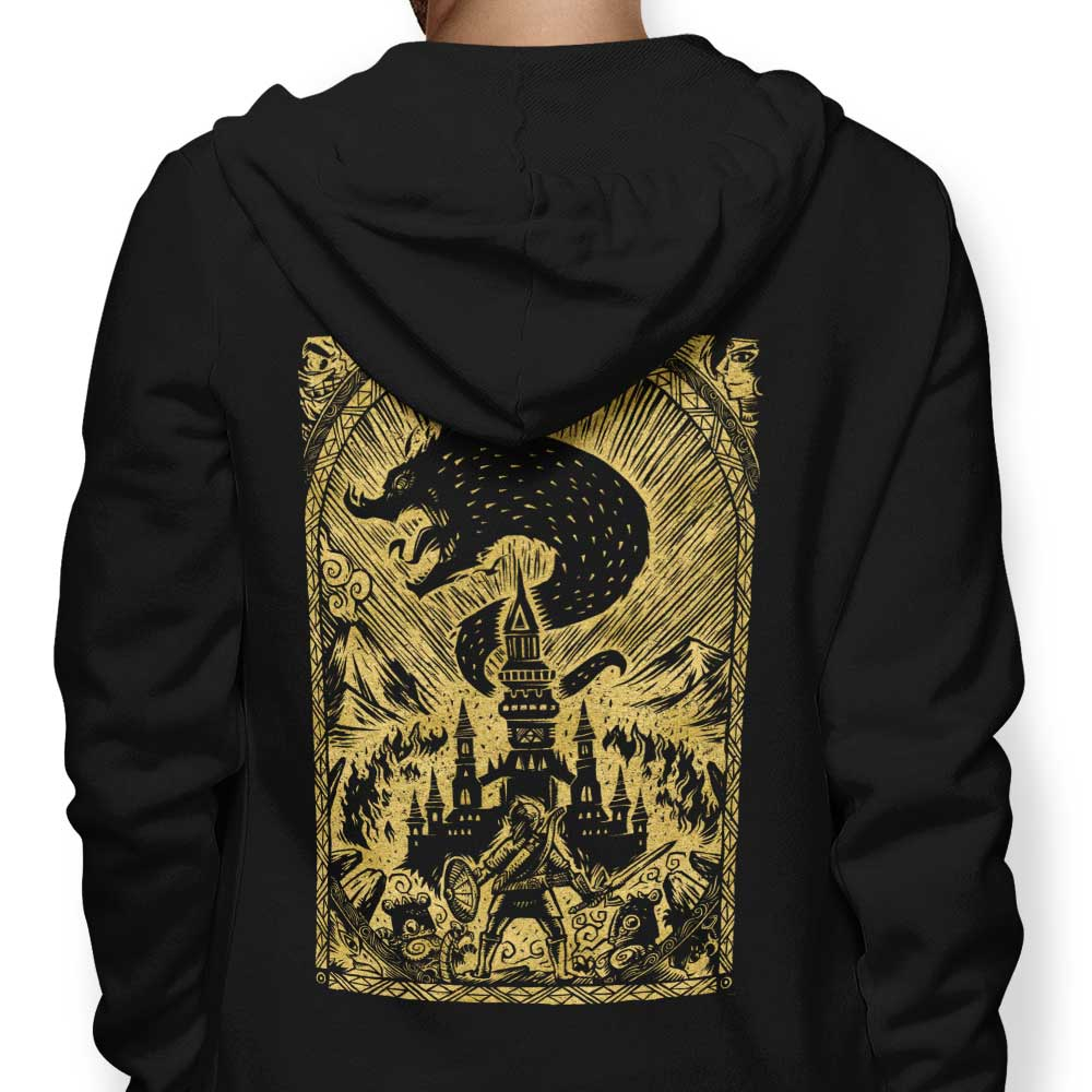 Great Cataclysm (Gold) - Hoodie