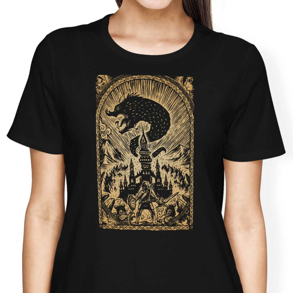 Great Cataclysm - Women's Apparel
