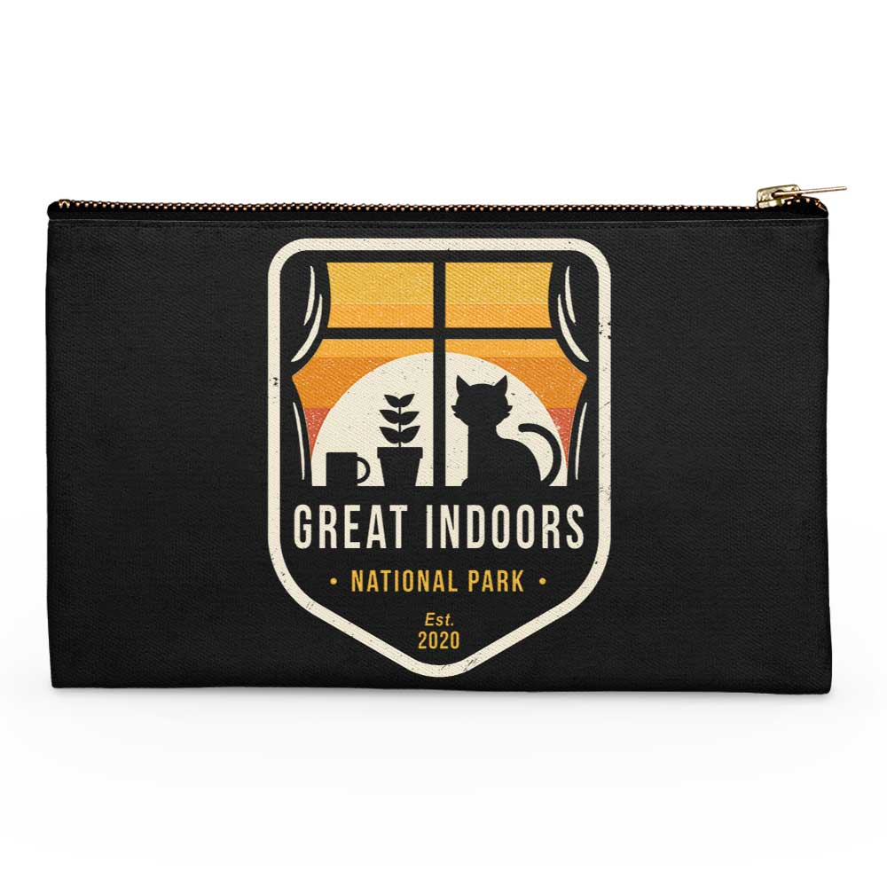Great Indoors National Park - Accessory Pouch