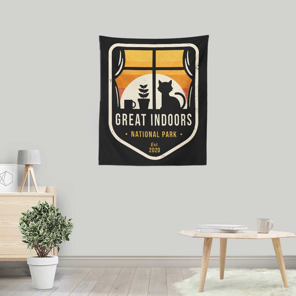 Great Indoors National Park - Wall Tapestry