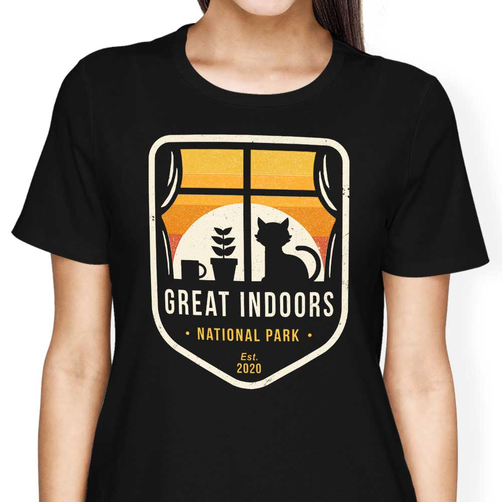 Great Indoors National Park - Women's Apparel