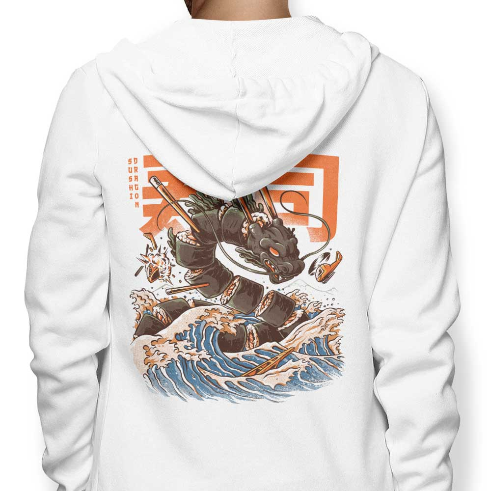 Great Sushi Dragon - Hoodie