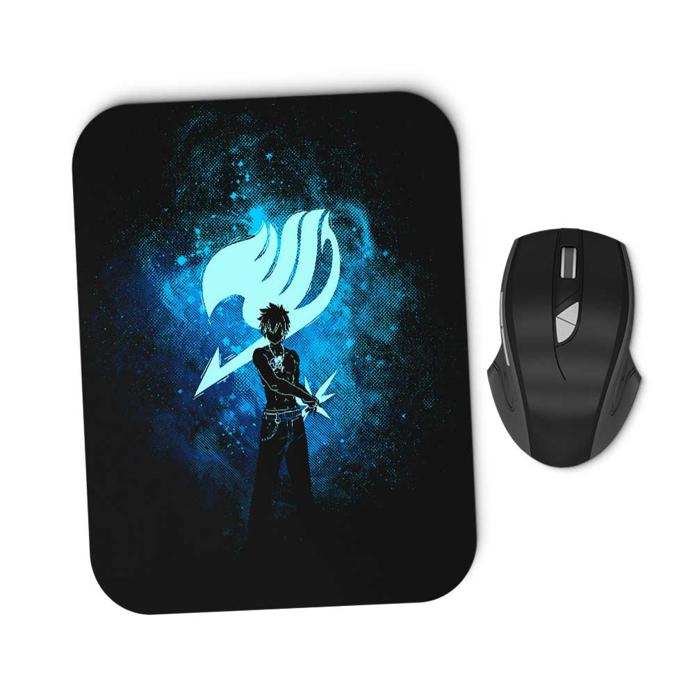 Grey Art - Mousepad