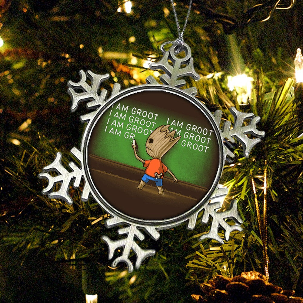 I Am Grounded - Ornament