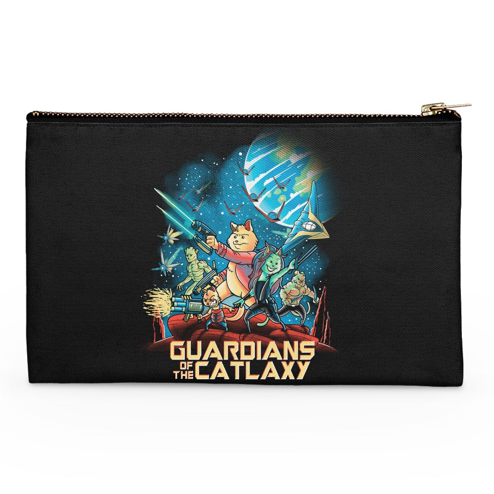 Guardians of the Catlaxy - Accessory Pouch