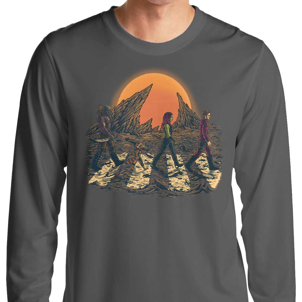 Guardians Road - Long Sleeve T-Shirt
