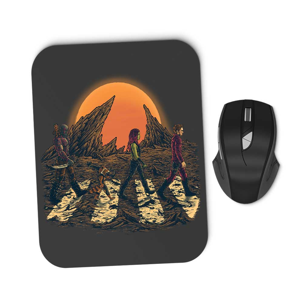 Guardians Road - Mousepad