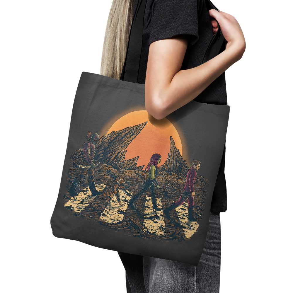 Guardians Road - Tote Bag