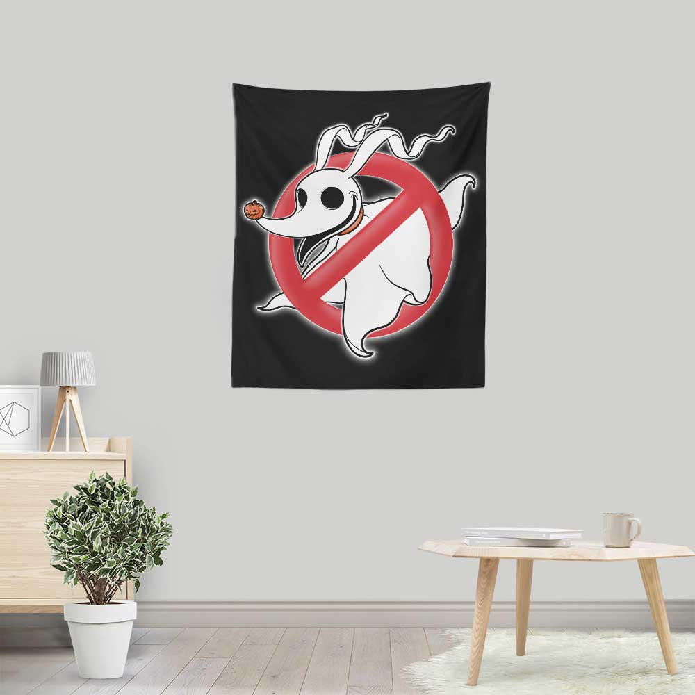 Halloween Busters - Wall Tapestry