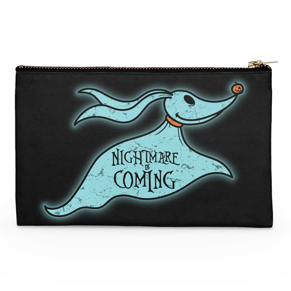 Halloween is Coming - Accessory Pouch
