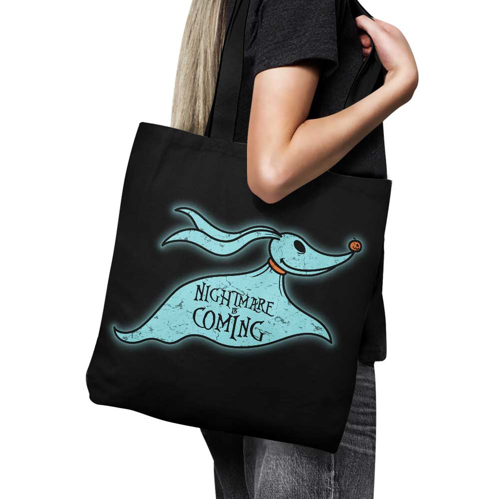 Halloween is Coming - Tote Bag