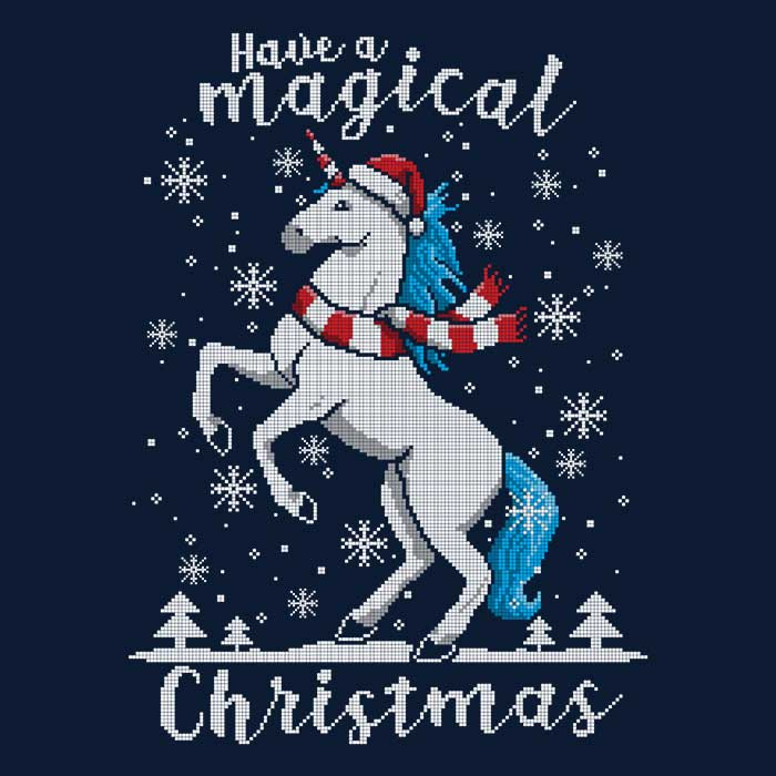 Have A Magical Christmas Posters Prints