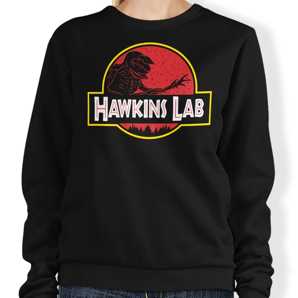 Hawkins Lab - Sweatshirt