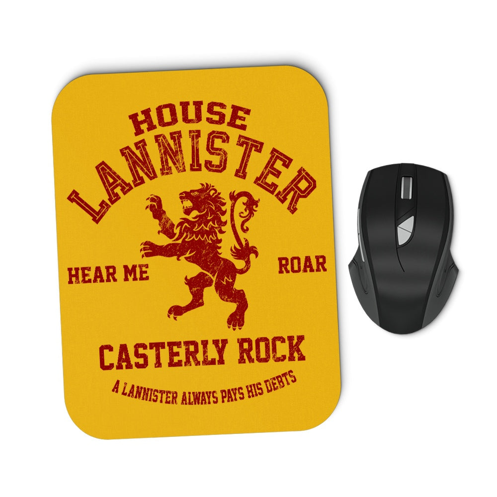 Hear Me Roar (Alt) - Mousepad