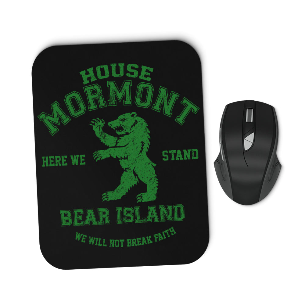 Here We Stand - Mousepad